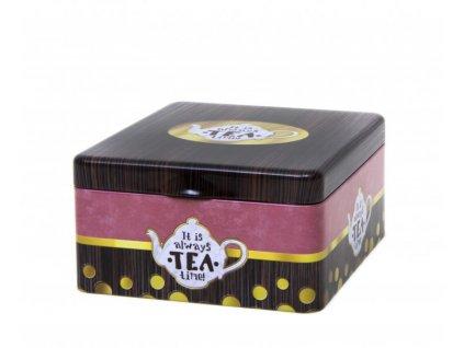 Čajová kazeta Always Tea Time