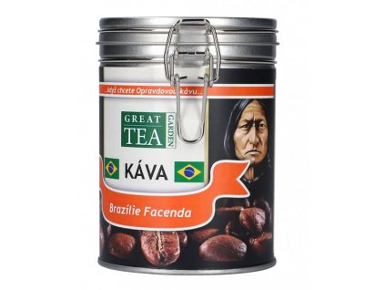 Brazilská káva v dóze - Facenda