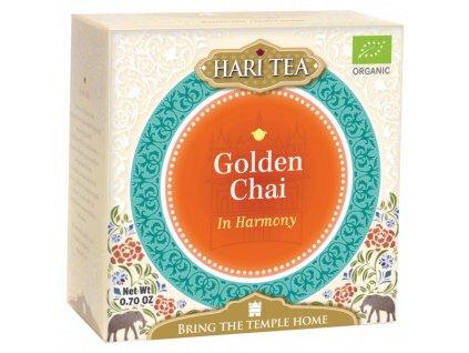 Sáčkový ajurvédský čaj Hari Tea - Černý čaj & Koření