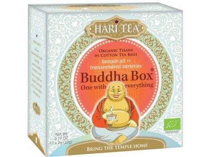Sáčkový čaj HARI TEA Buddha Box
