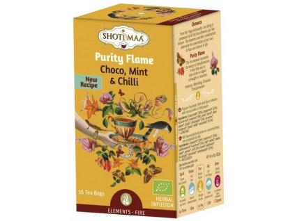 SHOTI MAA Živly - OHEŇ: Plamen čistoty - ajurvédský Yogi čaj