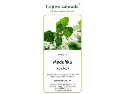 Bylinný Řecký horský čaj