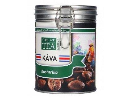 Káva arabica v dóze - Kostarika