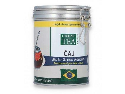 Maté Green Rancho čaj | Energie co Vás