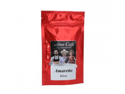 Aromatizovaná káva Amaretto
