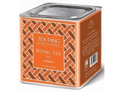 Sypaný cejlonský čaj v dóze - Royal Tea OP