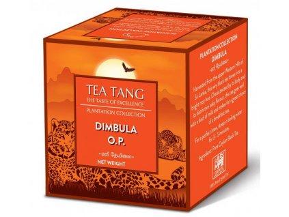 Sypaný cejlonský čaj - Dimbula