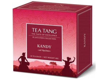 Černý sáčkový čaj Tea Tang - Kandy