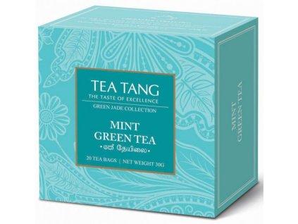 Zelený sáčkový čaj Tea Tang - Tuareg