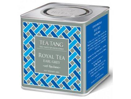 Sypaný cejlonský čaj v dóze - Earl Grey