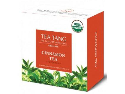 Černý sáčkový čaj Tea Tang - Cinnamon Tea