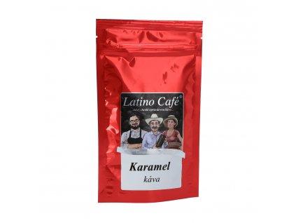 Aromatizovaná káva - Karamel