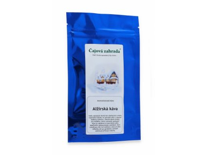 Vánoční aromatizovaná Alžírská káva