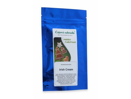 Vánoční aromatizovaná káva - Irish Cream