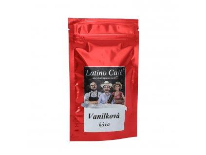 Aromatizovaná káva - Vanilka