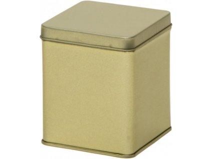 Dóza na čaj Gold 100g