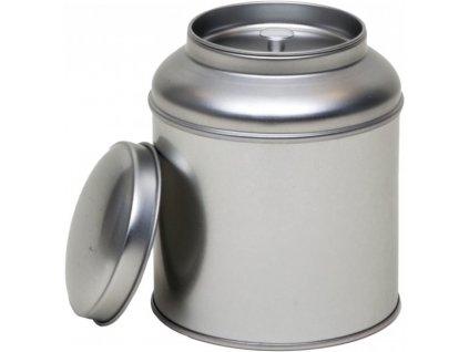 Dóza Stříbrná 250g