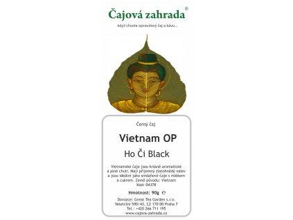Vietnam OP Ho Či