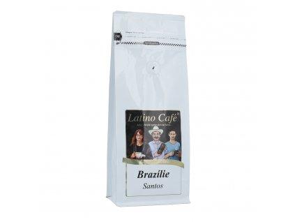 Zrnková káva - Brazílie Santos