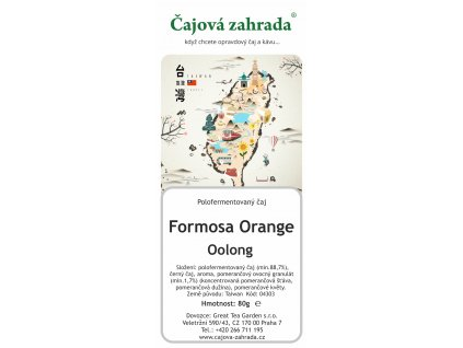 Formosa Orange Oolong