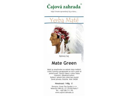 Mate green čaj | Energie co Vás nabije