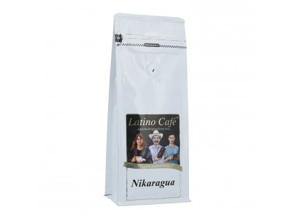 Zrnková káva - Nikaragua