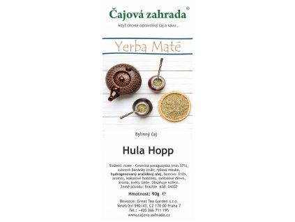 Maté Hula Hopp čaj | Energie co Vás