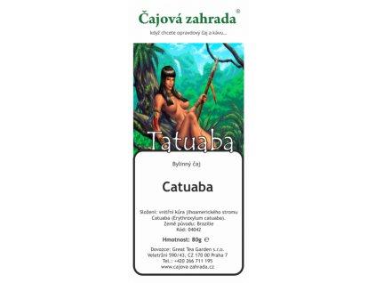 Sypaný čaj Catuaba | Tatuaba