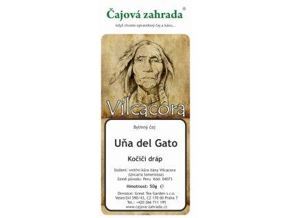 Sypaný čaj Vilcacora | Kočičí dráb | Uňa del Gato