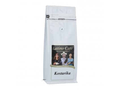 Zrnková káva - Kostarika