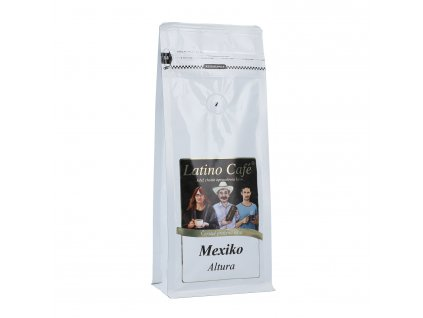 Zrnková káva - Mexiko