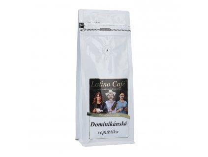 Zrnková káva - Dominikánská republika