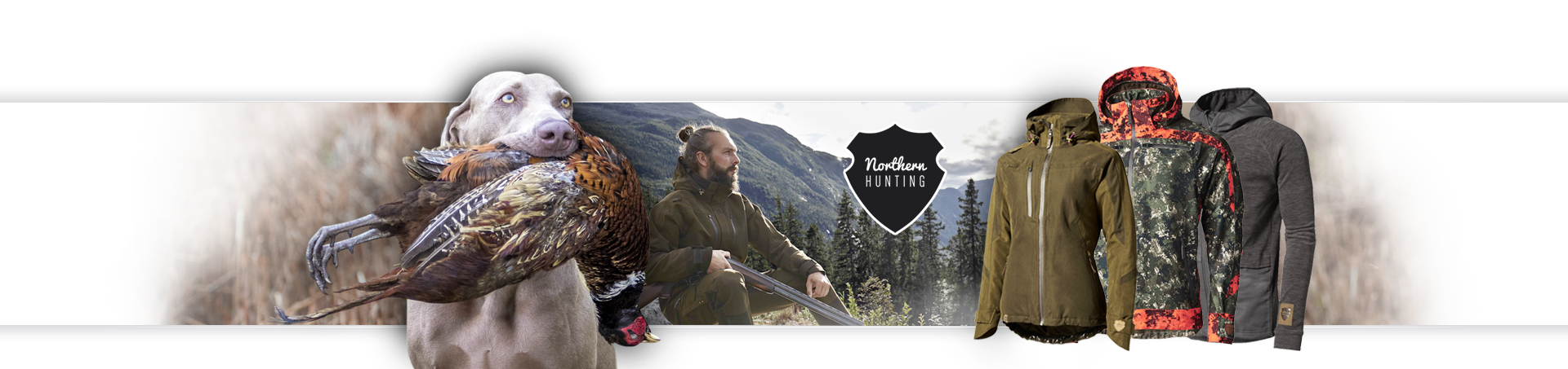 Oblečení Northern Hunting