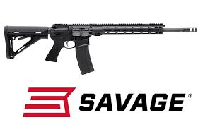 Samonabíjecí zbraně Savage Arms
