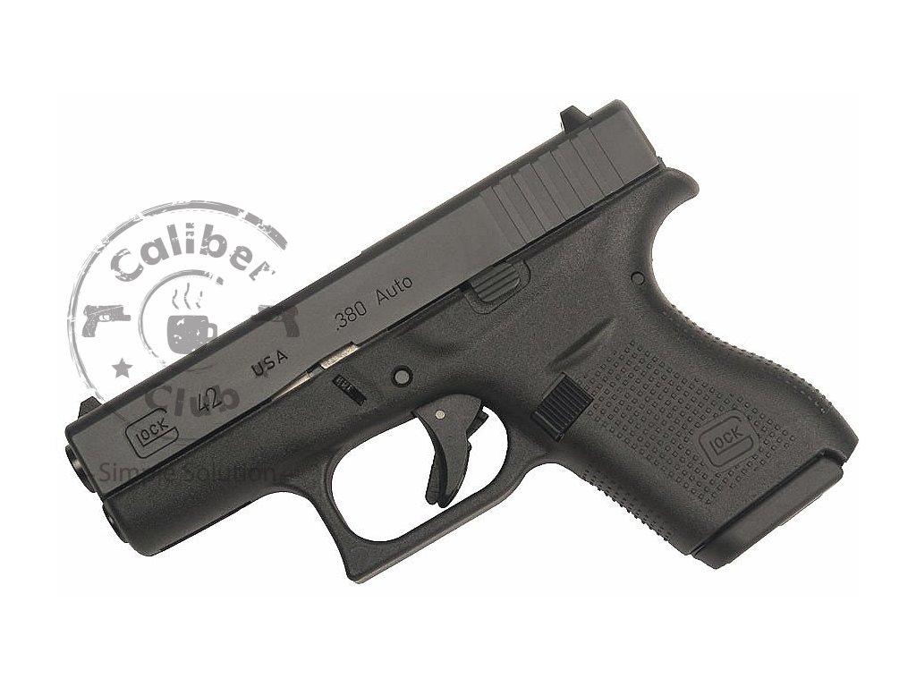 Glock 42 (.380Auto) - pistole samonabíjecí