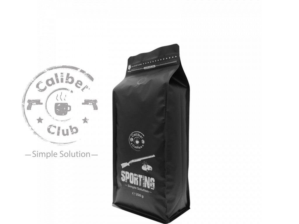 68 caliber coffee sporting 250g