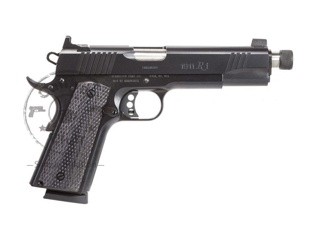 Remington 1911 R1 ENHANCED se závitem - pistole samonabíjecí