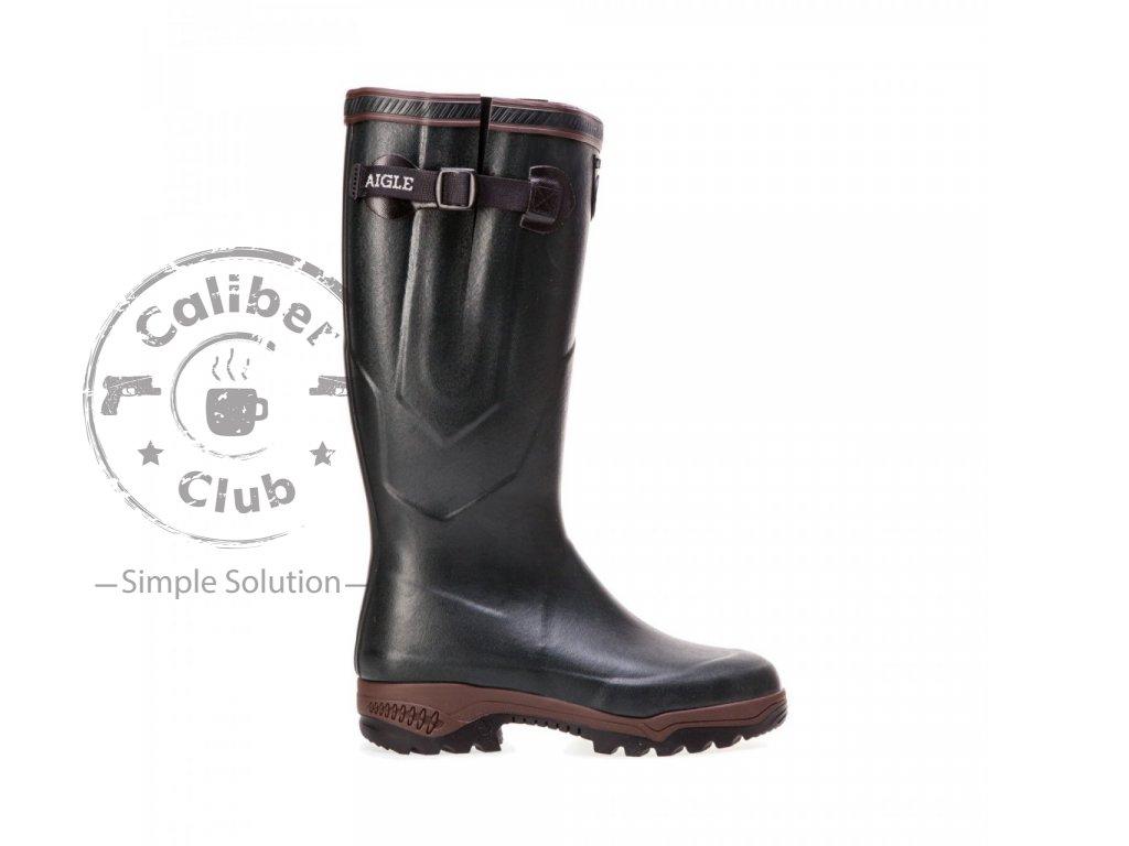 Holínky lovecké - pracovní obuv Aigle Parcours 2 Iso