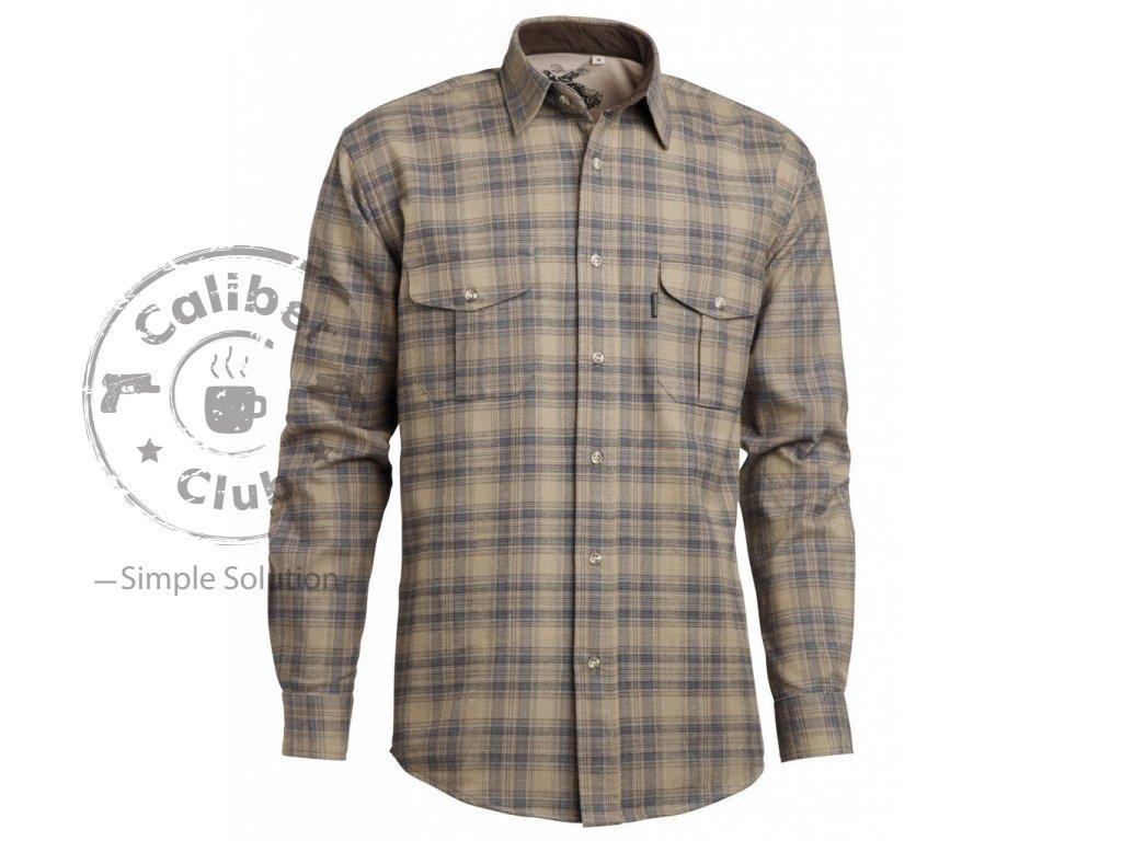 Chevalier lovecká košile Elkford Flannel