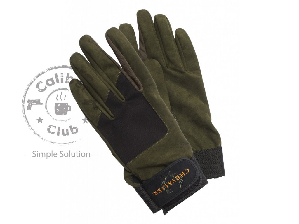 Chevalier střelecké rukavice Shooting glove no slip