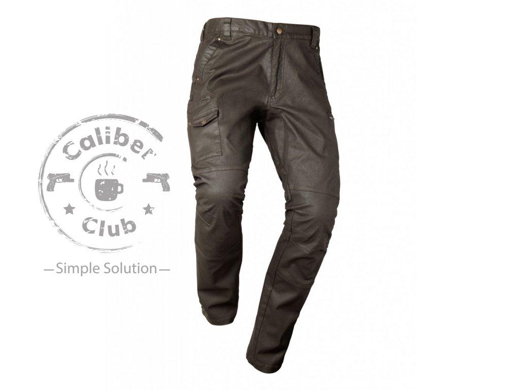 Vintage Stretch Pant Délka nohavic: normální