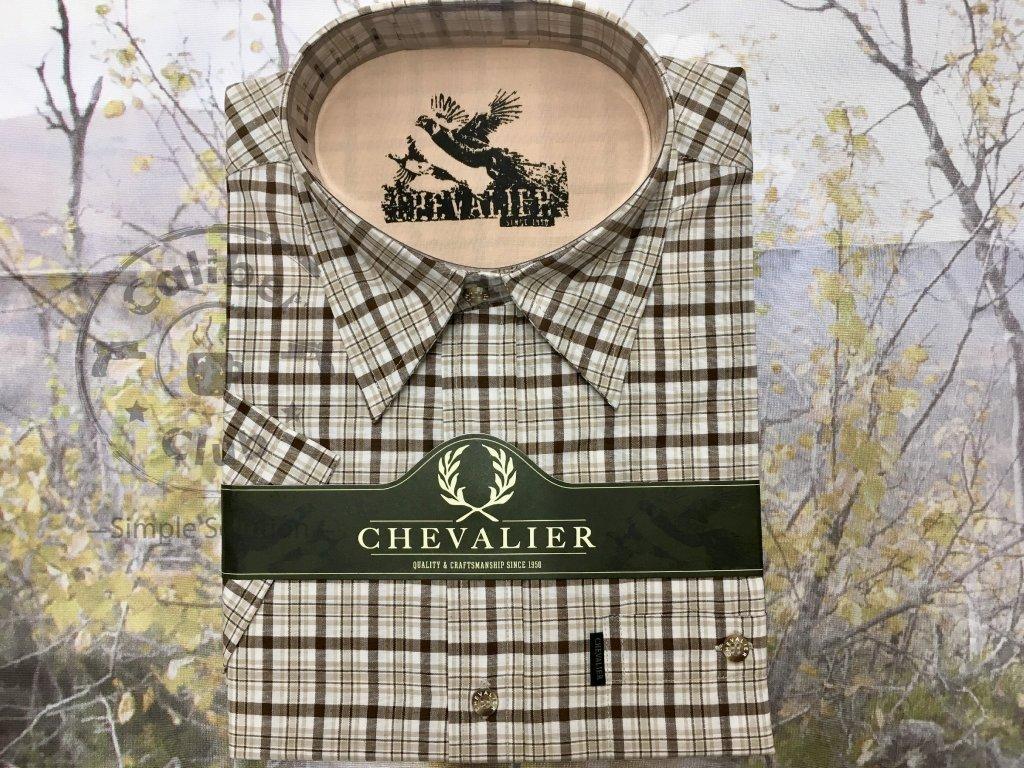 Košile Chevalier Edward Shirt SS