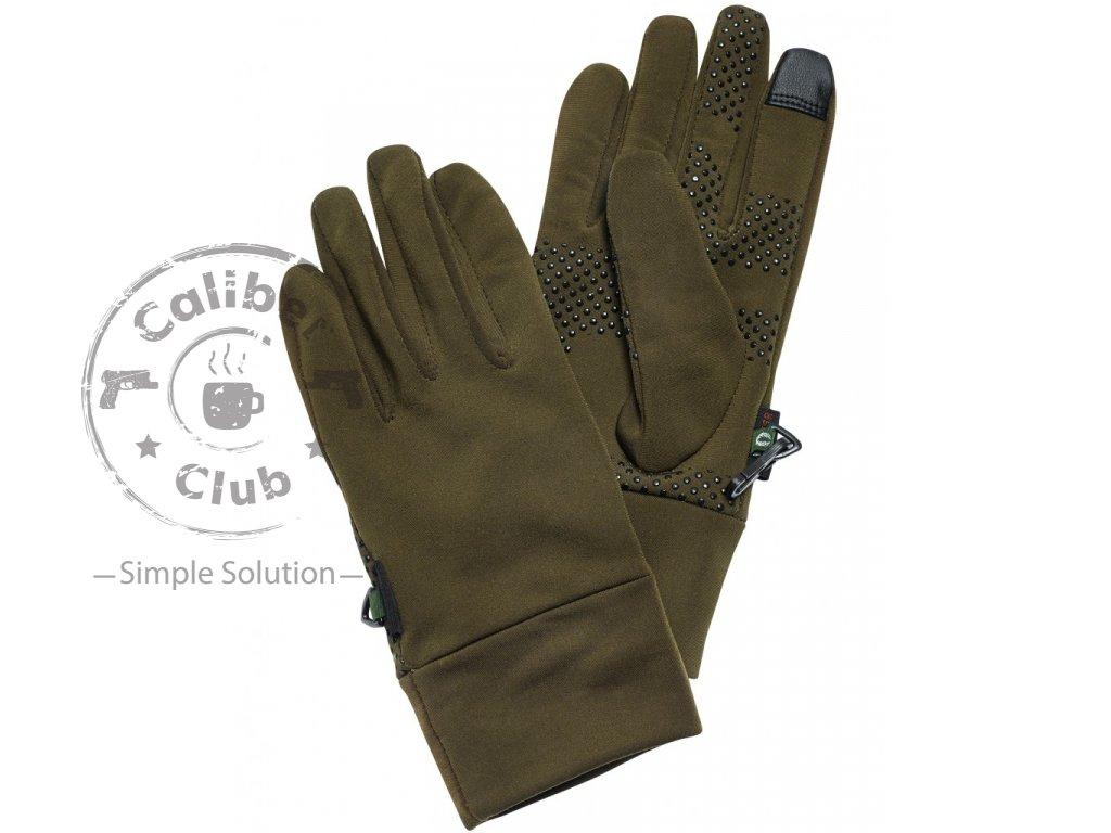 Střelecké rukavice Shooting Glove 4 way 2-Touch 8