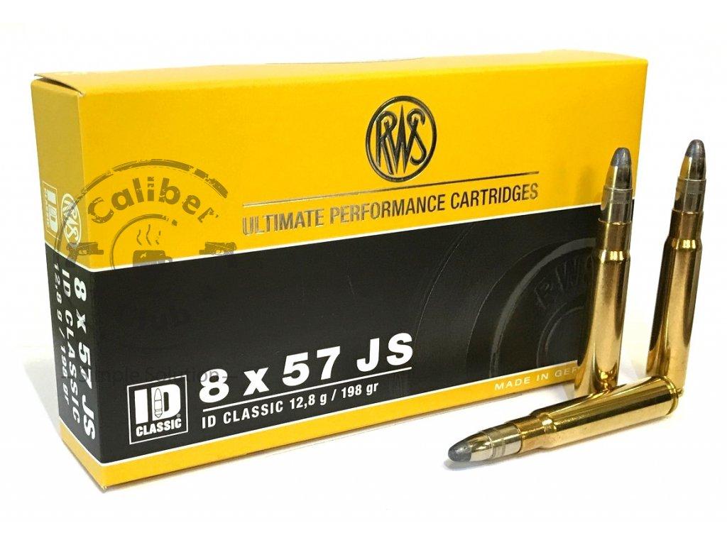 RWS 2119226 8x57 JS 198gr ID Classic