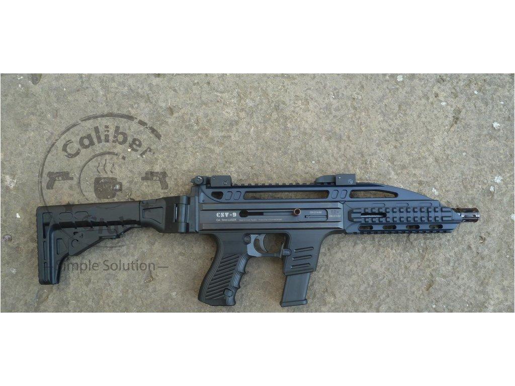 Pistole samonabíjecí CSV-9 M3 /9x19/ 200mm