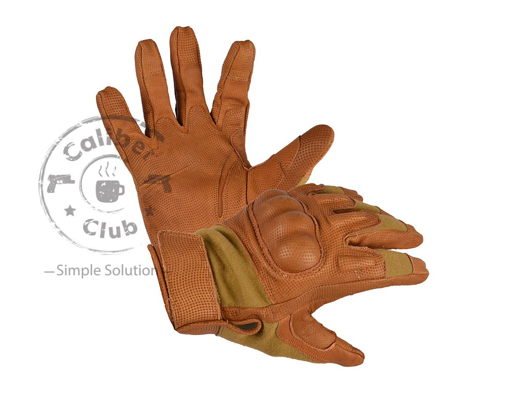 Rukavice ACTION nomex COYOTE BROWN