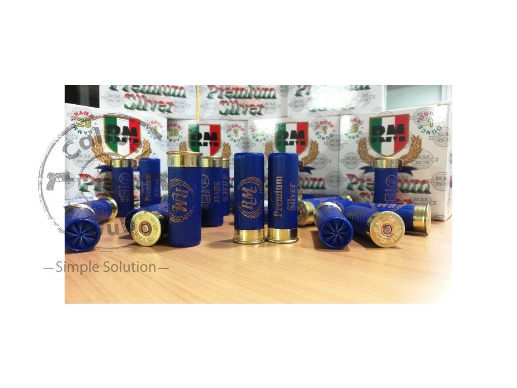 Romana Munizioni Premium Silver
