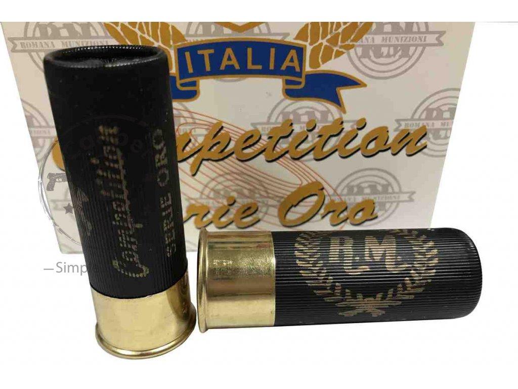 náboje romanamunizioni competition serie oro
