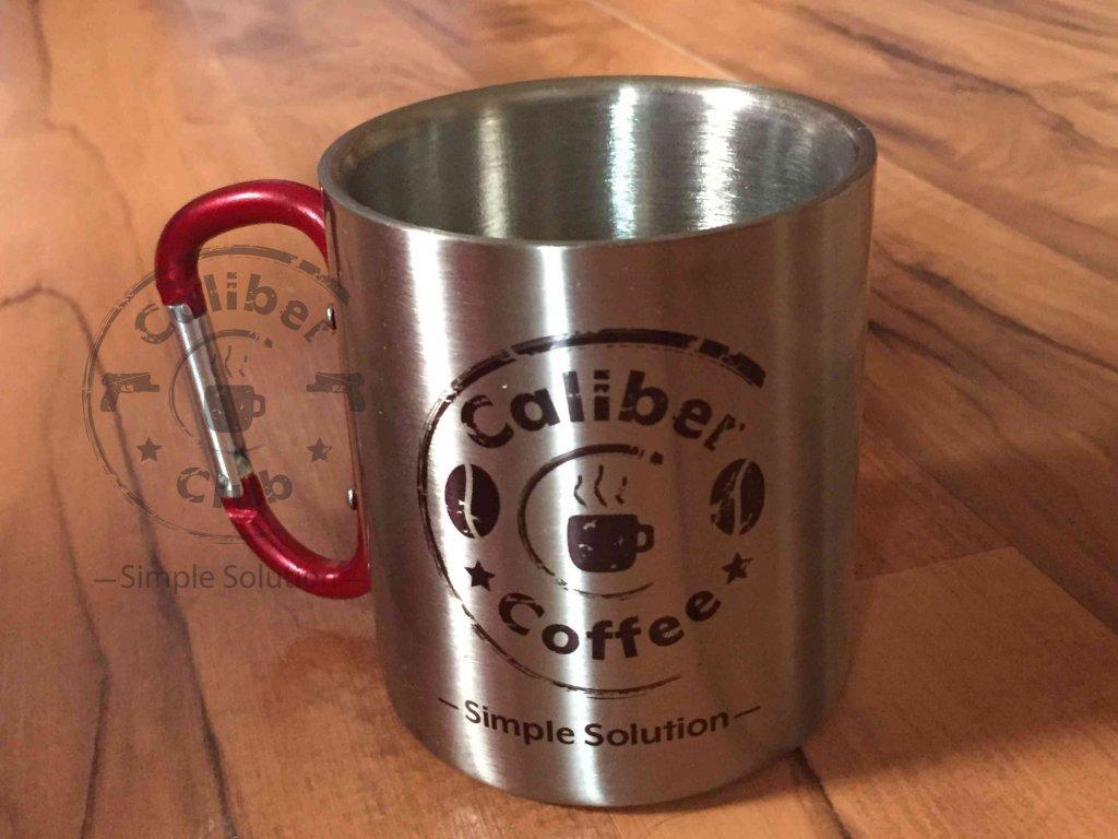 86 caliber coffee termo hrnicek 0 3l s karabinou