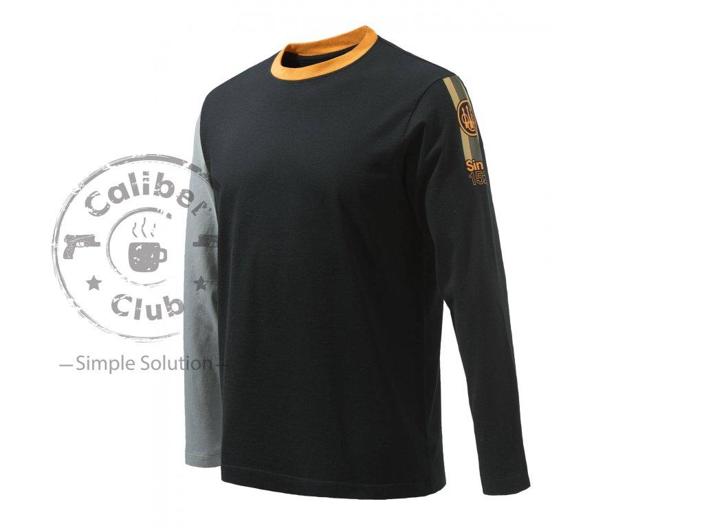 BerettaVictoryCorporateT ShirtLS 8051832242856